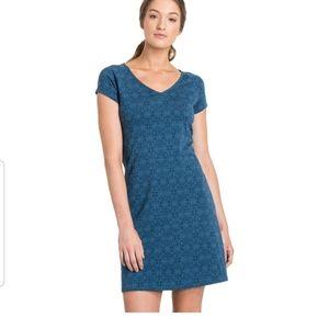 Kuhl Oriana dress with open back size large